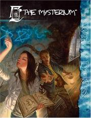 Cover of: Mysterium (Mage) | Bill Bridges