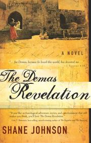 Cover of: The Demas Revelation by Shane Johnson