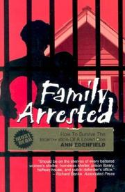Cover of: Family Arrested | Ann Edenfield