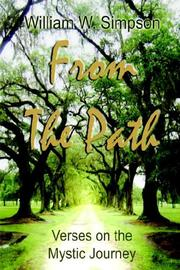 Cover of: From The Path | William W. Simpson
