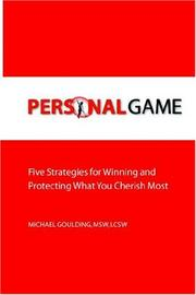 Cover of: Personal Game by Michael Goulding