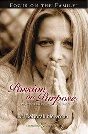 Cover of: Passion on Purpose | Deborah Newman