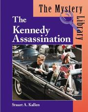 Cover of: The Kennedy assassination | Stuart A. Kallen