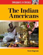 Cover of: The Indian Americans by Scott Ingram