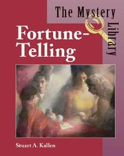 Cover of: The Mystery Library - Fortune Telling (The Mystery Library) | Stuart A. Kallen