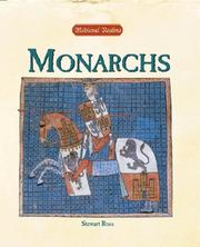 Cover of: Medieval Realms - Monarchs (Medieval Realms) | Ross, Stewart.