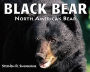 Cover of: Black Bear by Stephen R. Swinburne
