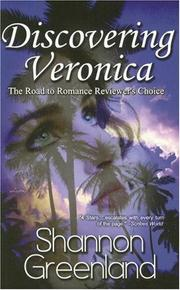 Cover of: Discovering Veronica | Shannon Greenland