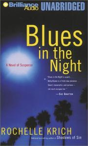 Cover of: Blues in the Night by Rochelle Krich
