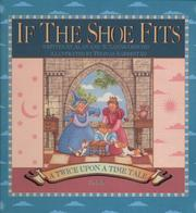 Cover of: If the Shoe Fits (Twice Upon a Time) | Alan Osmond
