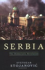 Cover of: Serbia | Svetozar Stojanovic