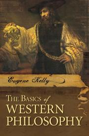 Cover of: The Basics of Western Philosophy (Basics of the Social Sciences) by Eugene Kelly