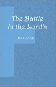 Cover of: The Battle Is the Lord's | Jane Long