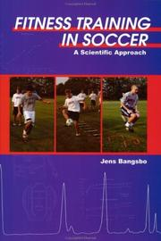 Cover of: Fitness Training in Soccer by Jens Bangsbo