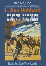 Cover of: Empty Saddles | Geoffrey Lewis