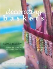 Cover of: Decorating Baskets | Emma Hardy