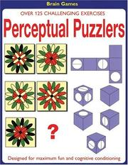 Cover of: Perceptual Puzzlers | L. B. Lang