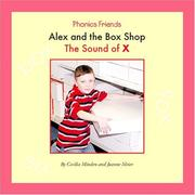 Cover of: Alex in the Box Shop by Cecilia Minden