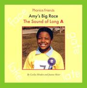 Cover of: Amy's Big Race | Cecilia Minden