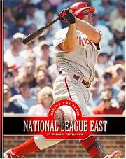 Cover of: National League East by Michael Teitelbaum