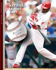 Cover of: National League East (Behind the Plate) | Michael Teitelbaum