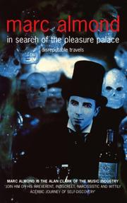 Cover of: In search of the pleasure palace | Marc Almond
