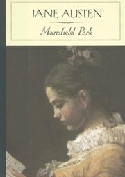 Cover of: Mansfield Park | Jane Austen