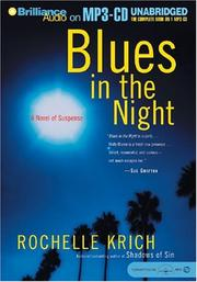 Cover of: Blues in the Night (Molly Blume) by Rochelle Krich