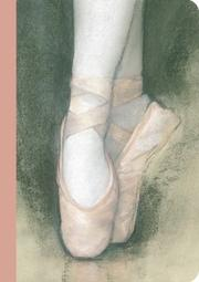 Cover of: J18 - Ballet Slippers Blank Journal | Stephen T. Johnson