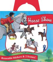 Cover of: SP1 - Horse Show Sticker Tote by Ashley Wolff