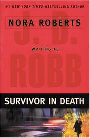 Cover of: Survivor in death by J. D. Robb