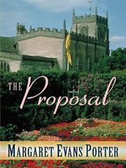 Cover of: The Proposal | Margaret Evans