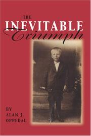 Cover of: The Inevitable Triumph | Al Oppedal