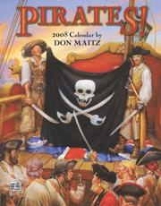 Cover of: Pirates 2008 Calendar by Don Maitz