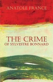 Crime de Sylvestre Bonnard