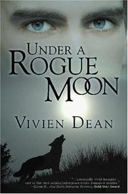 Cover of: Under A Rogue Moon by Vivien Dean