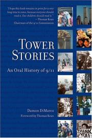 Cover of: Tower Stories | Damon DiMarco