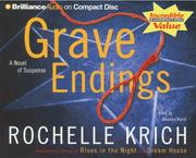 Cover of: Grave Endings (Molly Blume) by Rochelle Krich