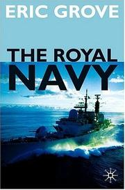 Cover of: The Royal Navy Since 1815 | Eric Grove