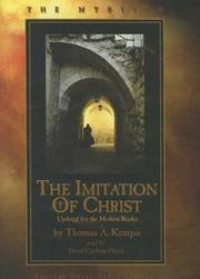 Cover of: The Imitation of Christ (Mystics) | Thomas à Kempis