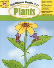 Cover of: All About Plants | Lisa V. Matthews