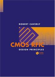 Cover of: CMOS RFIC Design Principles (Artech House Microwave Library) | Robert Caverly
