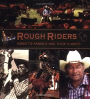 Cover of: Rough Riders | Ilima Loomis