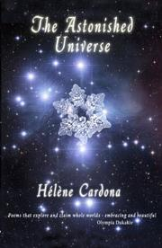 Cover of: The Astonished Universe | Helene Cardona