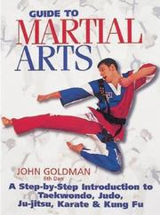 Cover of: Guide to Martial Arts | John Goldman