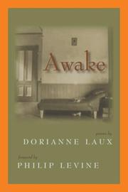 Cover of: Awake (Lynx House Book) by Dorianne Laux