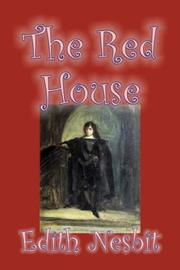 Cover of: The Red House | E. Nesbit