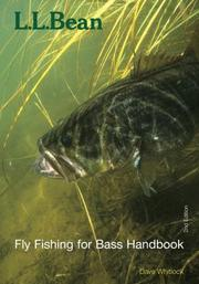 Cover of: L.L. Bean Fly Fishing for Bass Handbook | Dave Whitlock