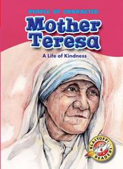 Cover of: Mother Teresa | Ellen Weiss