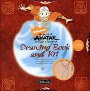 Cover of: Nickelodeon Avatar: The Last Airbender Drawing Book and Kit | Shane Johnson